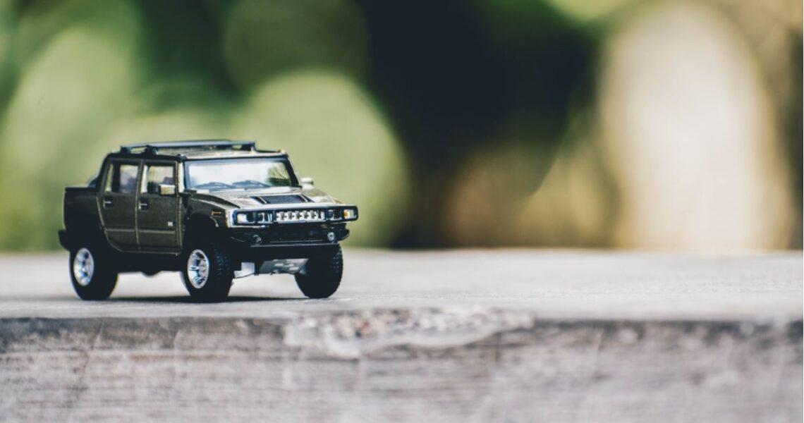 Modellfahrzeug